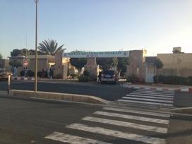 Senegal Ouakam Hospital